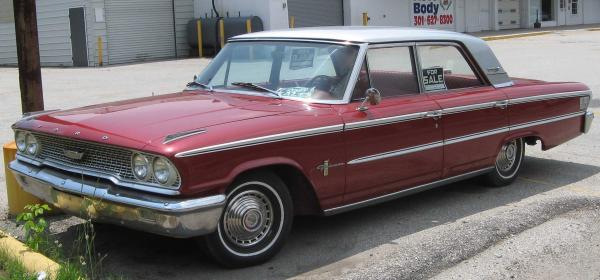 1963 Ford Squire