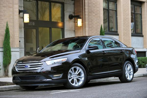 Ford Taurus Limited #1