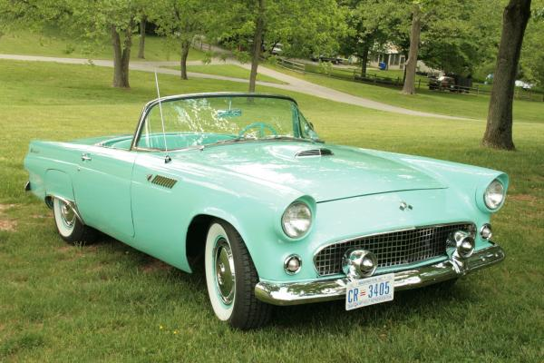 Ford Thunderbird #5