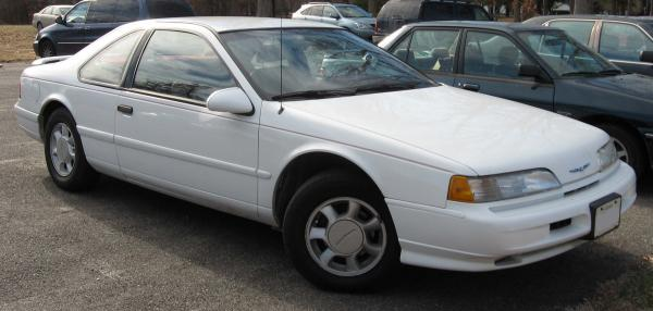 Ford Thunderbird LX #1