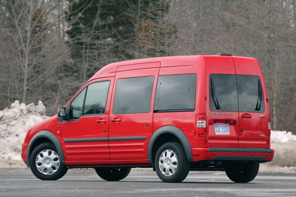 Ford Transit Connect 2011 #4