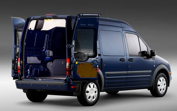 Ford Transit Connect 2012 #2