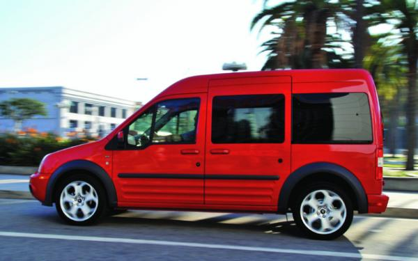 Ford Transit Connect 2012 #4