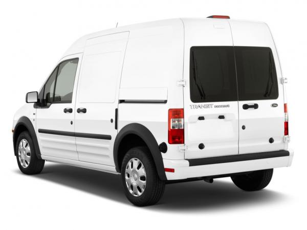 Ford Transit Connect #5