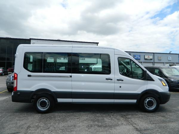 Ford Transit Wagon 350 XL Low Roof #1