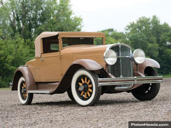 Franklin Series 15 1931 #4