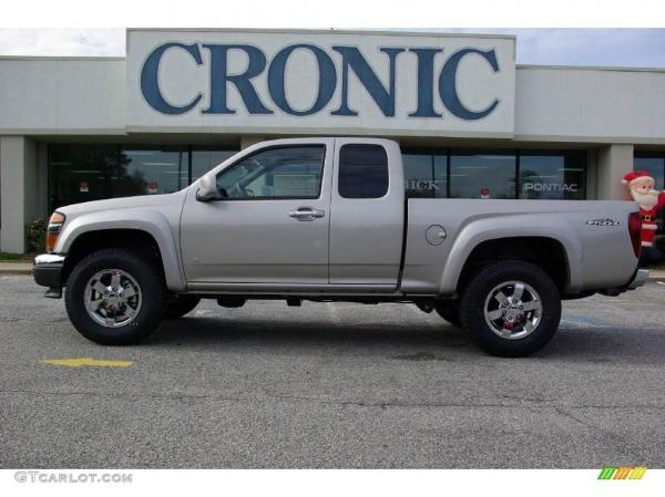 GMC Canyon 2009 #2
