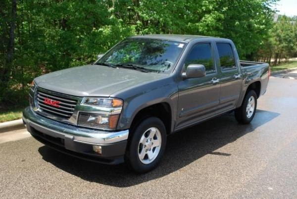 GMC Canyon 2009 #5