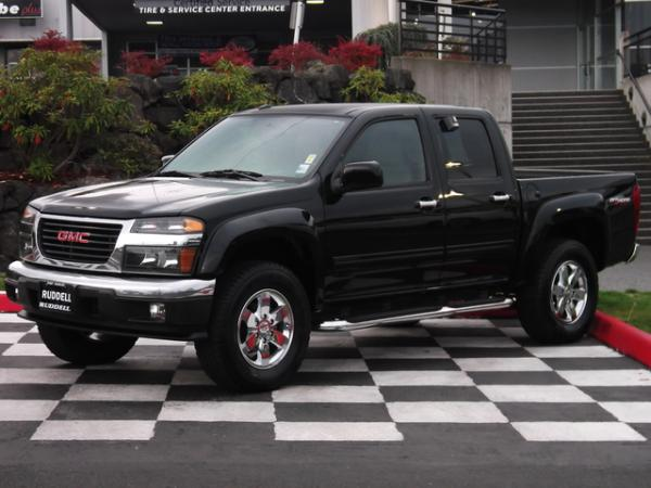 GMC Canyon 2010 #4