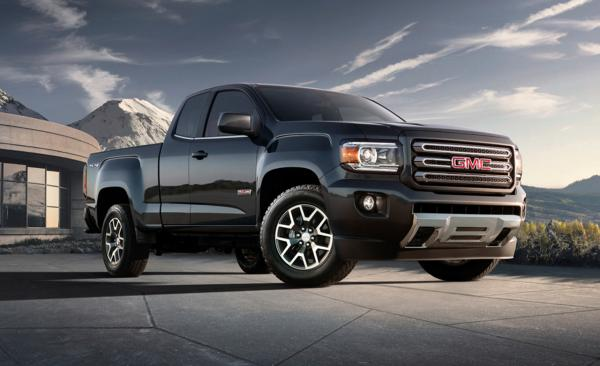 GMC Canyon 2015 #1