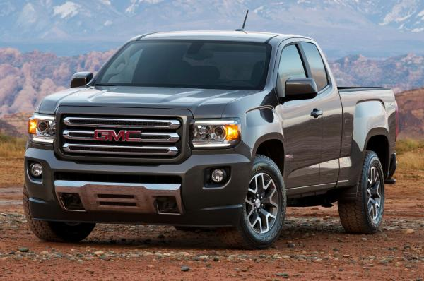 GMC Canyon 2015 #3