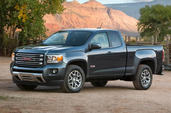 GMC Canyon 2015 #5