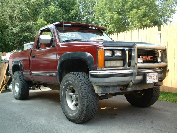 1990 GMC S-15 Jimmy