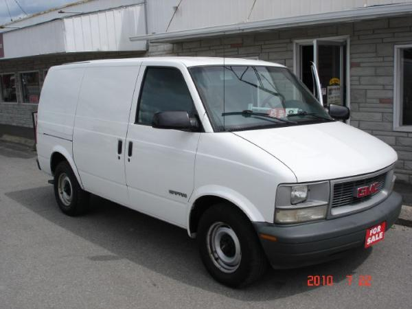 GMC Safari Cargo 2000 #2