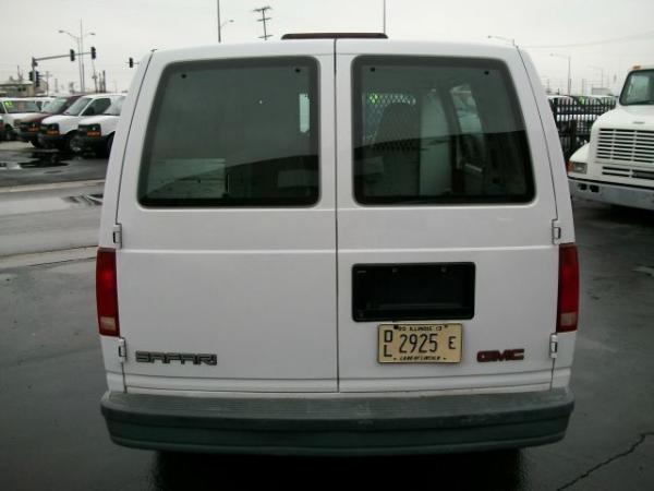 GMC Safari Cargo 2000 #5