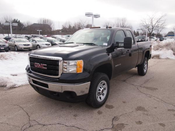 GMC Sierra 2500HD 2013 #4