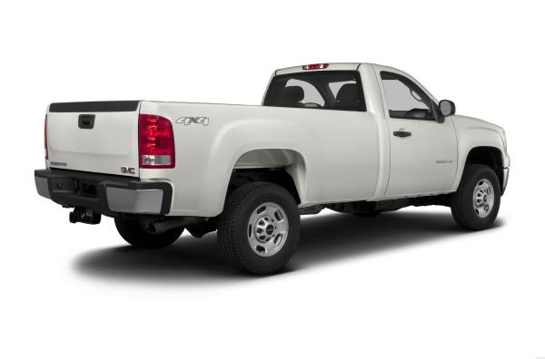 GMC Sierra 2500HD 2013 #5