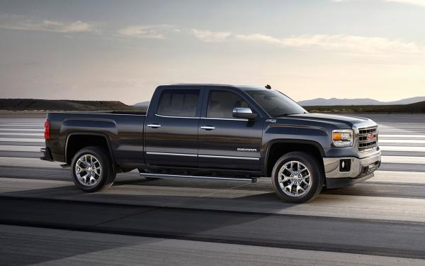 GMC Sierra 2500HD 2014 #4