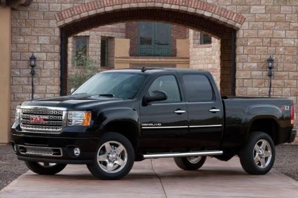 GMC Sierra 2500HD 2014 #5