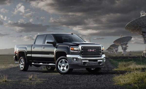 GMC Sierra 2500HD 2015 #1
