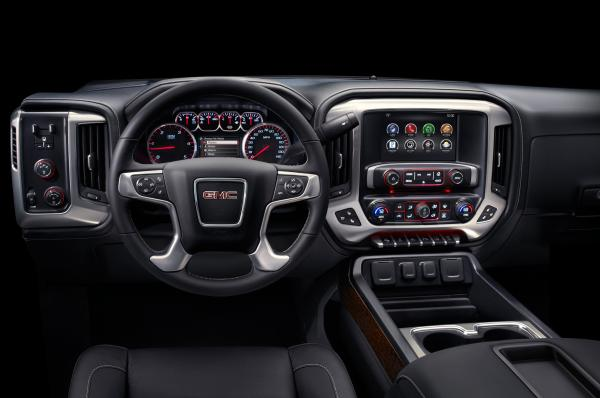 GMC Sierra 2500HD 2015 #3