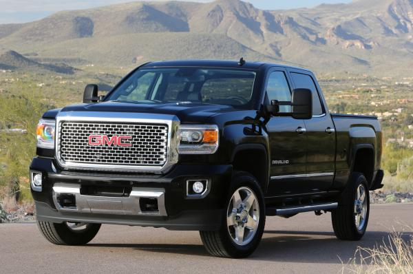 GMC Sierra 2500HD 2015 #5