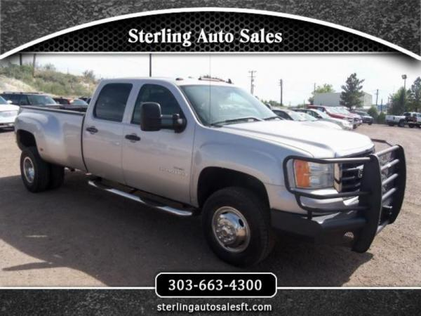 GMC Sierra 3500HD SLE1 #3