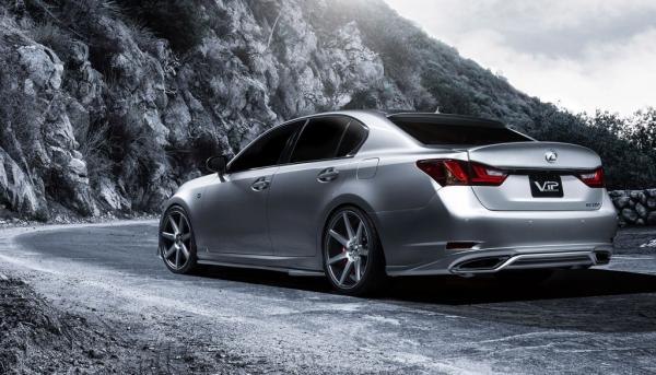 Have you ever seen this upgraded Lexus 2013 GS model?