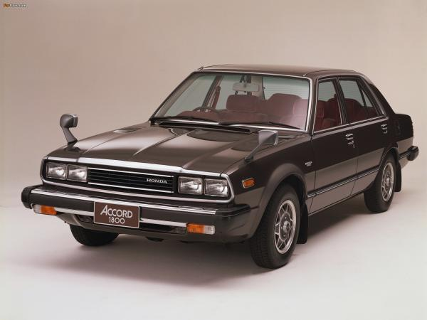 Honda Accord 1977 #3