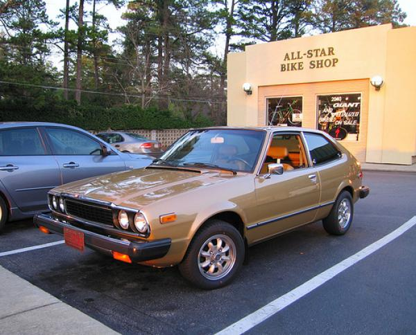 Honda Accord 1977 #4