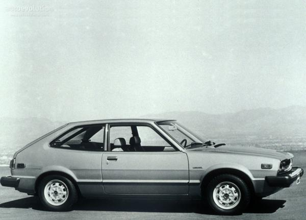 Honda Accord 1977 #5