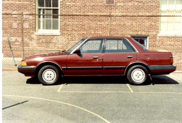 Honda Accord 1984 #3