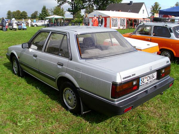Honda Accord 1984 #4