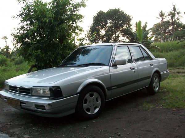 Honda Accord 1984 #5