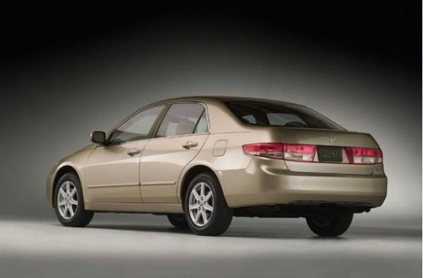 Honda Accord 2003 #2