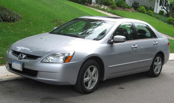 Honda Accord 2003 #3