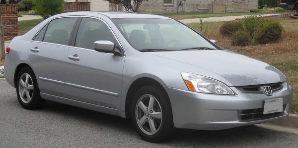 Honda Accord 2003 #4