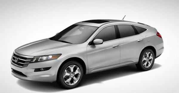 Honda Accord Crosstour #5