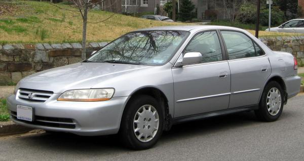 Honda Accord DX #5