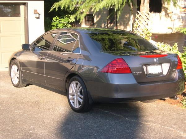 Honda Accord LX Special Edition #4