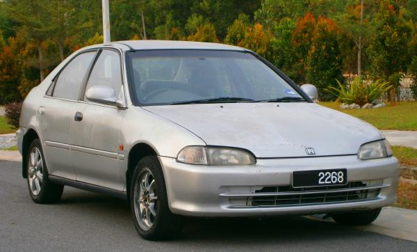 Honda Civic 1992 #1
