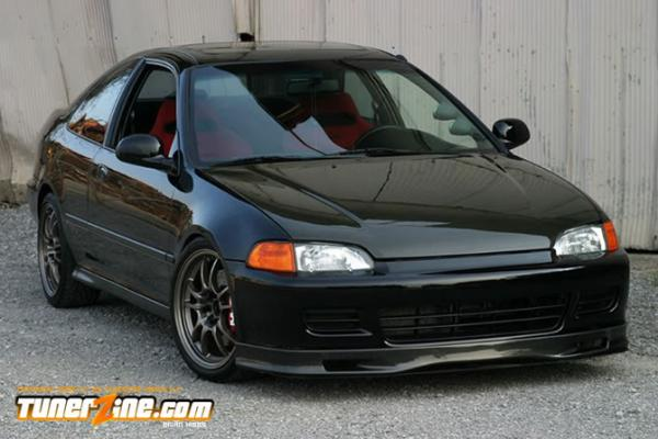 Honda Civic 1992 #4