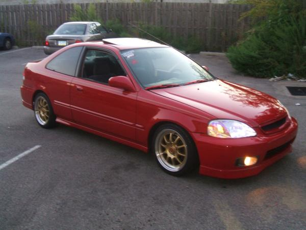 Honda Civic 1999 #3