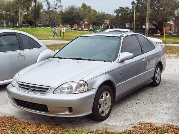 Honda Civic 1999 #5