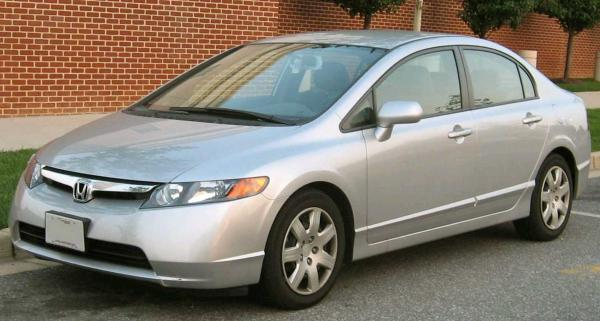 Honda Civic 2006 #5
