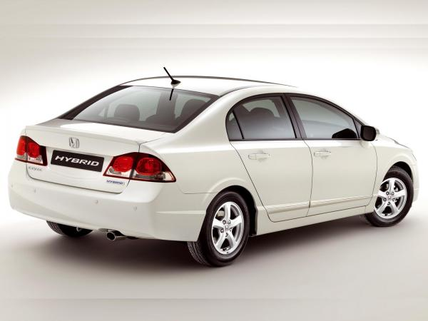Honda Civic 2010 #1