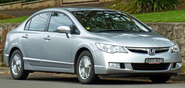 Honda Civic 2011 #4