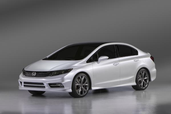 Honda Civic 2012 #4