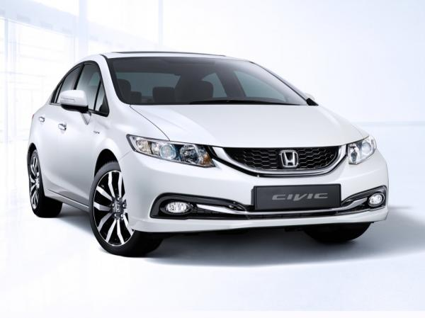 Honda Civic 2013 #4