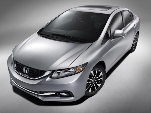 Honda Civic 2013 #5